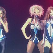 Girls Aloud Sexy NoNoNo Live Tangled Up Tour HD Video