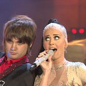 Katy Perry Medley Live EMA 2010 Mini Concert HD Video