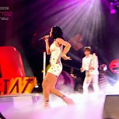 Katy Perry Medley Live BBC Radio Teen Awards Video