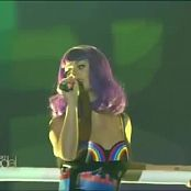 Katy Perry California Girls Live Germanys Next Top Model Video