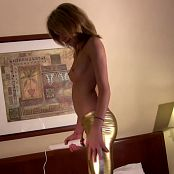 Lola Tight Shiny PVC Leggings Dance Masturbation HD Video