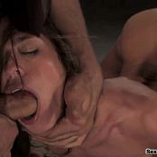 Naomi Russell Tied Up And Ass Fucked BDSM Video