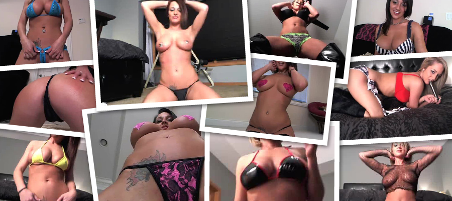 Nikki Sims Camshow Videos Archive Megapack Part #1