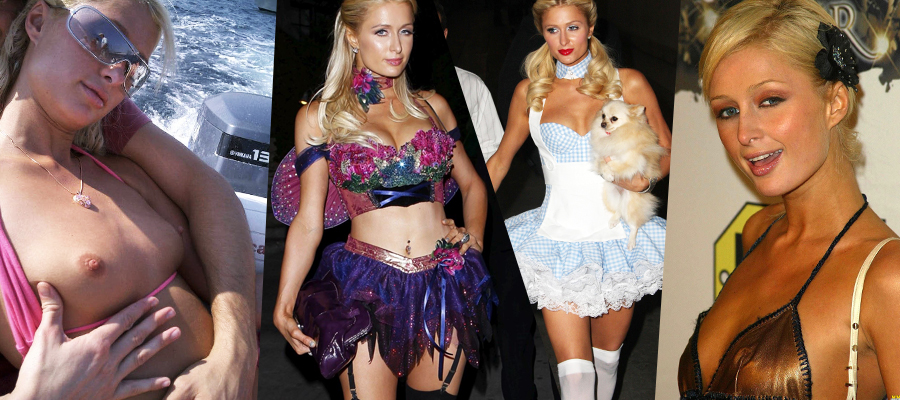 Paris Hilton Sexy High Quality Pictures Megapack Collection