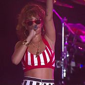 Rihanna Cheers Live Rock In Rio Brazil 2011 HD Video