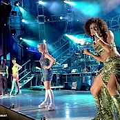Spice Girls Wannabe Live In UK Video