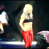 Britney Spears Baby One More Time Live Circus Tour HD Video