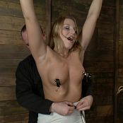 Aurora Snow Hogtied And Tortured Cums Over And Over HD Video