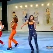 Spice Girls Spice Up Your Life Live Rai Uno 1997 Video
