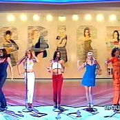 Spice Girls Too Much Live Rai Uno 1997 Video