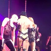 Britney Spears Thick Wide Hips And Legs On Circus Tour HD Video