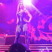 Britney Spears Freakshow In Sexy Dominatrix Lingerie HD video