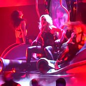 Britney Spears Freakshow Slave And Do Something Las Vegas 2014 HD Video