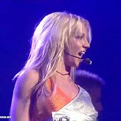 Britney Spears Stronger Live Wembley Arena Video