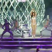 Britney Spears Work Bitch Live Wearing Sexy Sparkling Catsuit HD Video