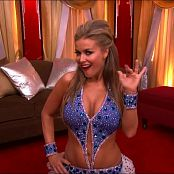 Carmen Electra Sexy Cabaret Live Dancing With The Stars HD Video