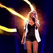 Christina Aguilera Stronger Live BTB Tour HD Video