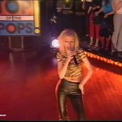 Christina Aguilera Genie In a Bottle Live TOTP 1999 Video