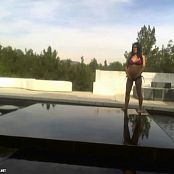 Eva Angelina Galmour Photo Shoot BTS Video