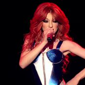 Girls Aloud Girl Overboard Live Tangled Up Tour O2 Arena HD Video