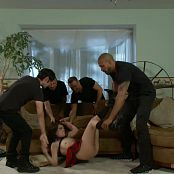 Juliette March Rough Gangbang Rape Fantasy HD Video