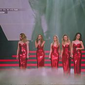 Girls Aloud I Stand By You Live Ten Hits Tour HD Video