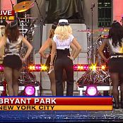Christina Aguilera Candyman Live Good Morning America HD Video