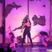 Britney Spears Me Against The Music Live POM Tour HD Video