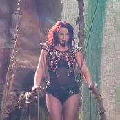 Britney Spears Toxic Live Piece of Me Tour HD Video