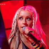 Christina Aguilera Dirrty Live And Sexy From TOTP 2002 Video