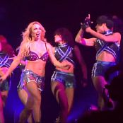 Britney Spears Sexy On The Femme Fatale Tour Bootleg HD Video