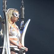 Britney Spears Working Her Body On Femme Fatale Tour HD Video