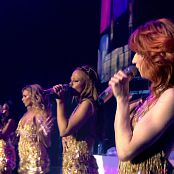 Girls Aloud Call The Shots Live Tangled Up Tour HD Video