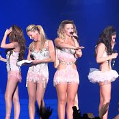 Girls Aloud Whoe Lotta History Live Ten Hits Tour Bootleg HD Video