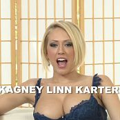 Kagney Linn Karter Interracial Gangbang HD Video