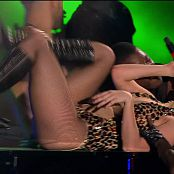 Lady Gaga Sexy Leopard Babe Outfit Live HD Video