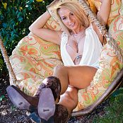 Nikki Sims Country Girl Photo Set