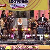 Christina Aguilera Aint No Other Man Live GMA 2006 HD Video