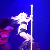 Britney Spears Sexy Stripshow On Circus Tour HD Video