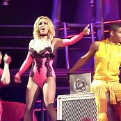 Britney Spears How I Roll Sexy Live From Femme Fatale HD Video