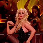 Christina Aguilera Express Live X Factor 2010 HD Video