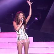 Girls Aloud I Cant Speak French Live Ten Tour Bootleg HD Video