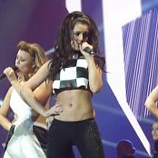 Girls Aloud Something Kinda Ooh Live Ten Tour Bootleg HD Video