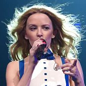 Kylie Minogue Locomotion Live In Latex Dress HD Video