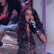Miley Cyrus Party In The USA Live Teen Choice Awards 2009 HD Video