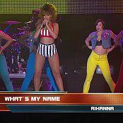 Rihanna Say My Name Live Rock In Rio Brazil 2012 HD Video