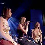 Atomic Kitten Whole Again Live TOTP DE 2001 Video