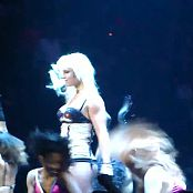 Britney Spears Ass Show Live Circus Tour HD Video