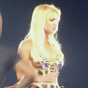 Britney Spears Radar Live Sexy Golden Armor Outfit HD Video