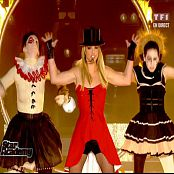 Britney Spears Womanizer Live Star Academy 2008 HD Video